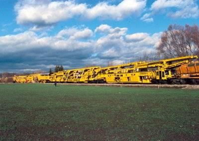 100 Meter Arbeitsleistung schafft die RPMW 2002-2 pro Stunde.