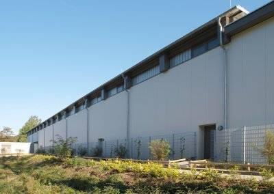 Die Erneuerung der Außenfassade war Teil der energetischen Sanierung.