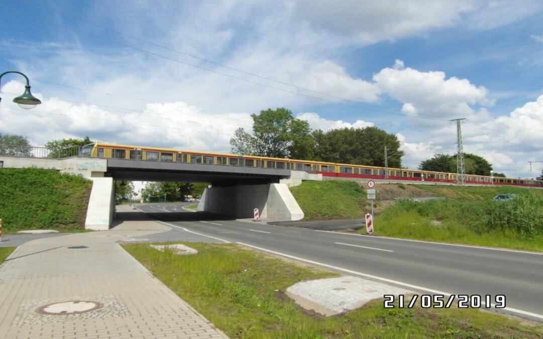 Eisenbahnüberführung Zepernicker Chaussee, Berlin